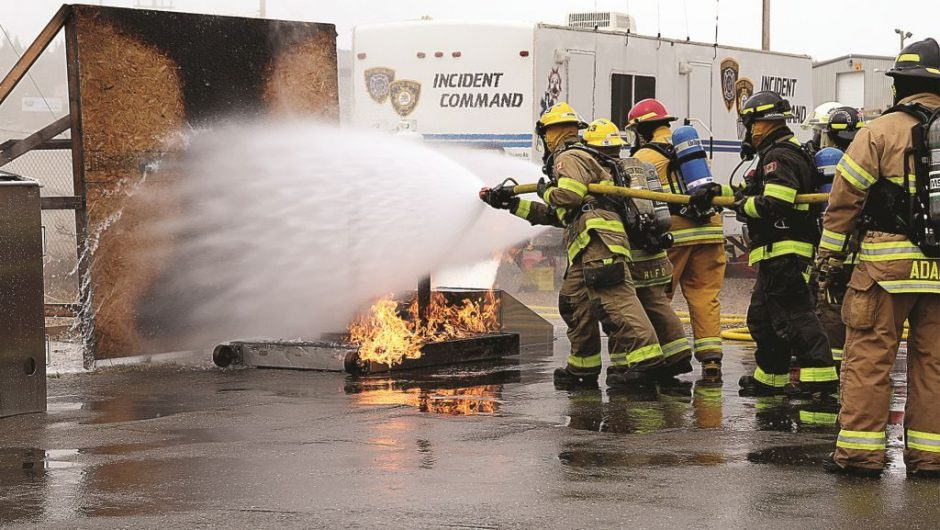Firefighters learn how to keep communities safe at 21st Annual Northern HEAT Conference