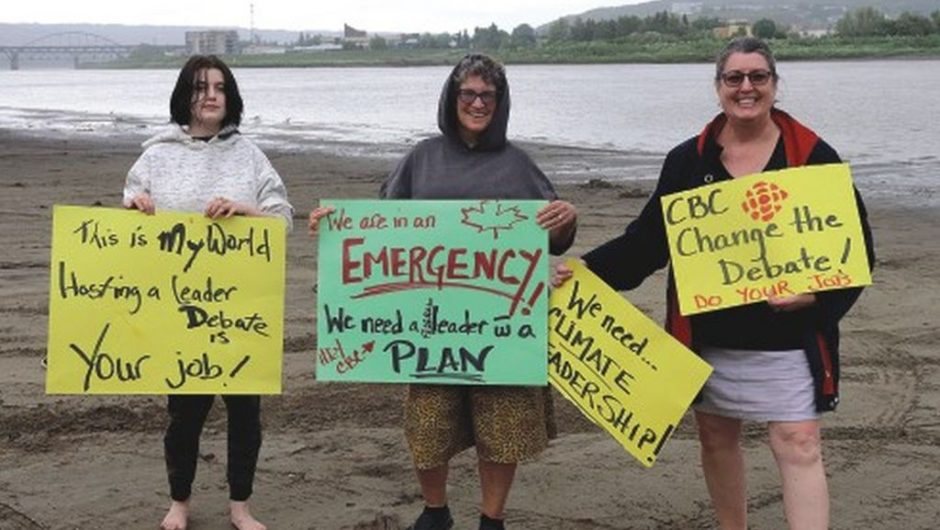 Peace River group joins national call for CBC to host climate change debate