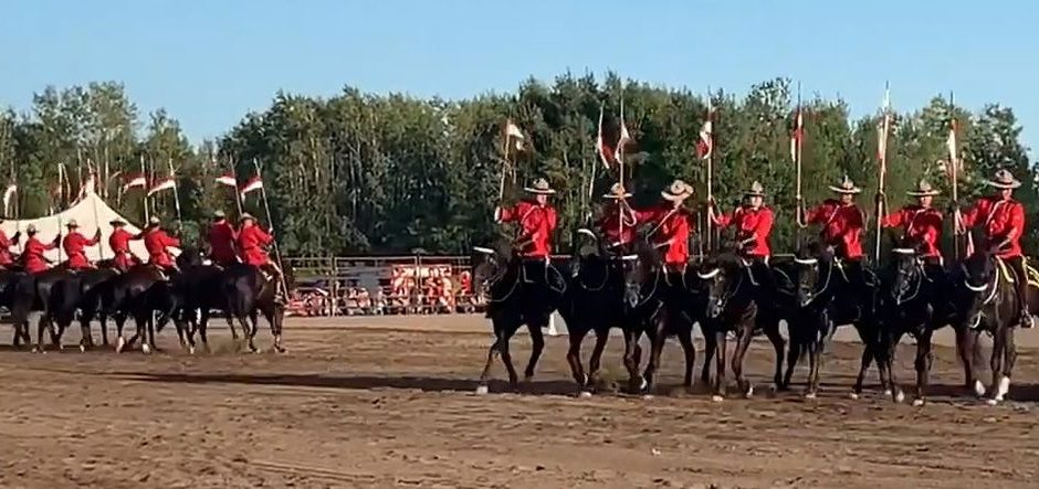 RCMP Musical Ride comes to PR August 27
