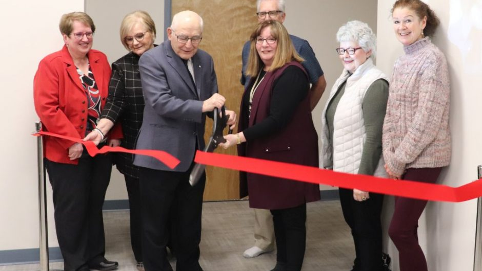 Partnership applauded at grand opening