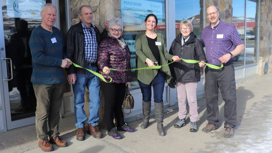 Peace Energy opens Peace River office