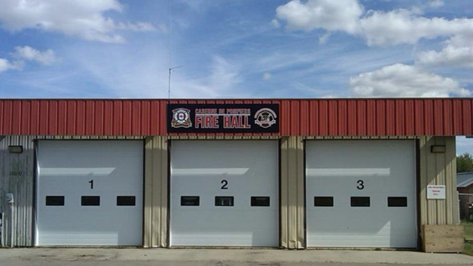 Thieves target Nampa Fire Station