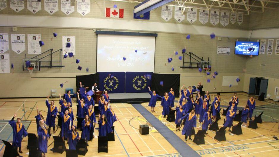 PR High class celebrates 2021 commencement
