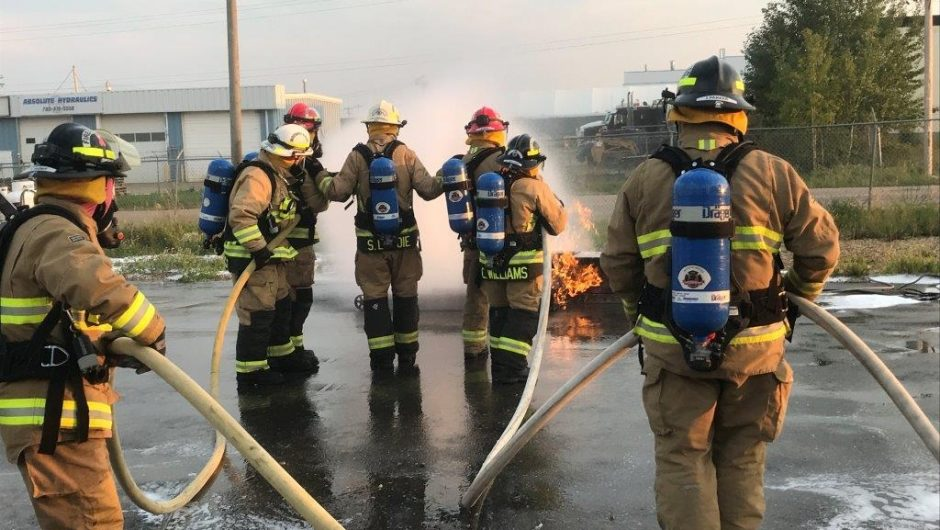 Fire Prevention Week – Northern Sunrise answers the call